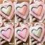 Sivanna colors Sweet Peach Blush HF8120 บรัชออนพาเลทรูปหัวใจ 3 สี ราคาปลีก 100 บาท / ราคาส่ง 80 บาท thumbnail 1
