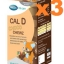 Set 3 กล่อง Mega We Care Cal D Choco Chewz แคล ดี ช็อกโก ชิวส์ แคลเซียมชนิดเคี้ยว รสช็อคโคแลต สำหรับเด็ก กล่อง 20 ชิ้น thumbnail 1