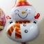 ลูกโป่งฟลอย์ ตัวสโนว์แมน - Snowman Foil Balloon / Item No.TL-A108/A thumbnail 1