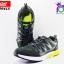รองเท้าผ้าใบ วิ่ง บาโอจิ ชาย รุ่นDK99415 สีเทา-เขียว เบอร์41-45 thumbnail 2