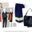 กระเป๋าหนังปั้มลาย เกรดA แบรนด์ OPPO สีดำ ยกชุดได้ 3 ใบ คุณภาพดี(รับประกันของแท้เหมือนแบบ 100%) VIP : 1500 thumbnail 4