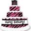 ลูกโป่งฟลอย์นำเข้า Oh So Fabulous Triple Layer Cake / Item No. AG-25233 แบรนด์ Anagram ของแท้ thumbnail 1