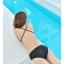 พร้อมส่ง ชุดว่ายน้ำวันพีซโมโนกินี่ Monokini สีดำ สายด้านหลังปรับใส่ได้ทั้งตรงและไขว้หลังสุดเย้ายวน thumbnail 2