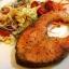 สเต็กปลาแซลมอน thumbnail 1
