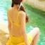 พร้อมส่ง ชุดว่ายน้ำ บราแต่งระบายเล็กๆ น่ารัก กางเกงกระโปรงระบายสวย พร้อมเสื้อคลุมคอปาดแต่งระบายพลิ้วทั้งตัวน่ารักมาก thumbnail 18