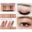 HOLD LIVE Earth Color Eye Shadow Palette พาเลทอายแชโดว์ 8 ช่อง ราคาปลีก 150 บาท / ราคาส่ง 120 บาท thumbnail 5