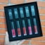 3ce mood recipe lip mini kit ลิปแมท+ลิปกลอส โทนชมพูแดง (มิลเลอร์) ราคาปลีก 250 บาท / ราคาส่ง 200 บาท thumbnail 3