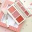 Kaxier blush mini set พาเลทบลัชออน พร้อมแปรงขนนุ่ม ราคาปลีก 180 บาท / ราคาส่ง 144 บาท thumbnail 4