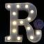 กล่องไฟ LED ตัวอักษรภาษาอังกฤษ A-Z กล่องสีขาว (กรุณาระบุตัวอักษรที่ต้องการ เมื่อทำการสั่งซื้อ) / ราคาต่อ 1 ชิ้น thumbnail 14