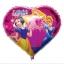 ลูกโป่งฟลอย์ลายเจ้าหญิง ทรงหัวใจ - Princess Heart shape Balloon / Item No. TL-A068 thumbnail 2
