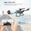 SKYHUNTER X8 โดรนเซลฟี่ตัวใหม่ พับได้ กล้อง WiFi ระดับ HD 720p ดูกล้องผ่านมือถือ บินถ่ายวีดีโอ ภาพนิ่ง thumbnail 8