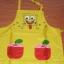 ผ้ากันเปื้อน Spongebob  thumbnail 1