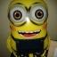 ลูกโป่งฟลอย์ Minion สองตา - Minion Two eyed Foil Balloon / Item No.TL-A044 thumbnail 4