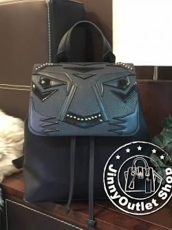 ZARA Backpack Detailing on Flap
