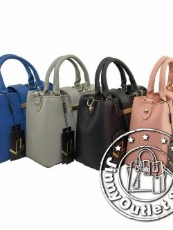 V-Jasz Mini Buckle Handbag