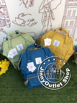 ANELLO POLYESTER CANVAS RUCKSACK ( Classic )
