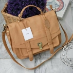 Berke Messenger Bag