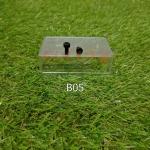 สกรูยึดข้อต่อไอดี M5x10 NEWWAVE 7800 800