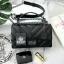 KEEP shoulder coco chain handbag thumbnail 8