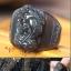 แหวนสลักปี่เซี๊ยะ หินอ๊อบซิเดียนจากูเขาน้ำแข็ง