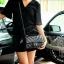 KEEP shoulder coco chain handbag thumbnail 2
