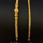 สร้อยคข้อมือ ทองแท้ 96.5% หนัก 1 บาท/ยาว 14.5 cm.