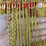 สร้อยคอทองแท้ 96.5% หนัก 1 บาท