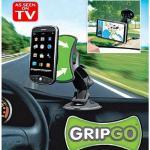 GripGo ที่ยึดโทรศัพท์มือถือในรถยนต์
