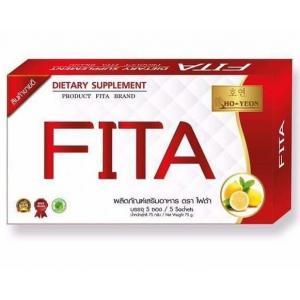 ไฟต้า โฮยอน ดีท็อกซ์ (FITA Ho-Yeon detox) 1 กล่อง ส่งฟรี EMS