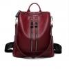 กระเป๋าสะพายข้างใบใหญ่ ฺ3in1 Redblood สีแดง