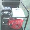 """เครื่องกำเนิดไฟฟ้าเครื่องยนต์เบนซิน """"PATCO"""" #T16F-130/A ขนาดใช้งานปกติ 6 KVA. 380V. Gasoline Generator 6 KVA 380v. 3 Phase"""