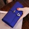 กระเป๋าสตางค์ผู้หญิง Table Top สีน้ำเงิน
