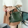 กระเป๋าสะพายข้าง Lucy (Deep green)
