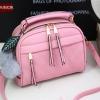 กระเป๋าสะพายข้าง Pretty bag (pink)