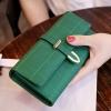 กระเป๋าสตางค์ผู้หญิง Table Top สีเขียว