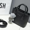กระเป๋าสะพายข้างผู้หญิง Girl Tools black แถมหมี