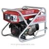 """เครื่องกำเนิดไฟฟ้าเครื่องยนต์เบนซิน """"ELEMAX"""" #SV6500S ขนาด 6.5 KVA. กุญแจสตาร์ท Gasoline generator """"ELEMAX"""" Model SV6500S 6.5 KVA Electric Start"""