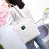 กระเป๋าผ้า LD003 white