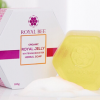 สบู่นมผึ้ง ORGANIC ROYAL JELLY WHITENING BOOSTER HERBAL SOAP