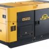 เครื่องกำเนิดไฟฟ้าเครื่องยนต์ดีเซล ขนาด 20 KVA KIPOR #KDE25SS Diesel Generator 20 KVA 220V. super silent