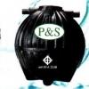ถังบำบัด P&S ทรงบอลลูน