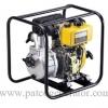 """ปั๊มน้ำติดเครื่องยนต์ดีเซล """"KIPOR"""" #KDP40E ขนาดท่อ 4"""" กุญแจสตาร์ท Diesel Pump """"KIPOR"""" #KDP40 pipe size 4"""" Electric Start"""
