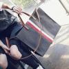 กระเป๋าสะพายข้างใบใหญ่ ฺBeclock สีดำ