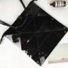 กระเป๋าสะพายข้างผู้หญิงพับได้ Fashion woman (Black)