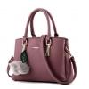 กระเป๋าสะพายข้างผู้หญิงฺ Berlyn สีม่วงเข้ม