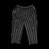 Twisted Side Seams_White Stripe