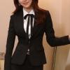 เสื้อสูทแฟชั่น พร้อมส่ง สีดำ มีปก แขนยาว แต่งผ้าวิ้งๆตรงช่วงกระเป๋าเก๋ ทรงเรียบหรู คัตติ้งดี งานเนี๊ยบ