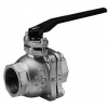 BALL VALVES AND Y-STAINER 10FCT 10K 3/8''