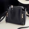 กระเป๋าสะพายข้าง Lucy (black)