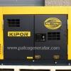 เครื่องกำเนิดไฟฟ้าเครื่องยนต์ดีเซล ขนาด 11 KVA KIPOR #KDE12STA3 Diesel Generator 11 kva 380v. silent type